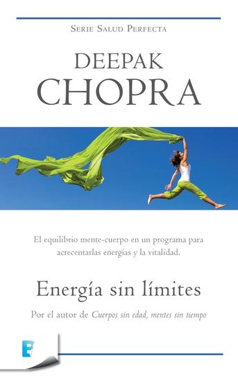 Energía sin límites - Serie Salud perfecta - cover