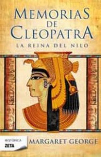 Memorias de Cleopatra 1 La Reina del Nilo - MEMORIAS DE CLEOPATRA I - cover