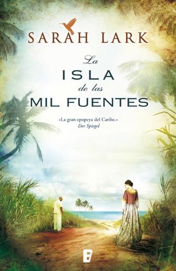 La isla de las mil fuentes - Vol I (Serie Jamaica) - cover