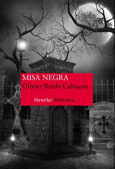 Misa negra - cover