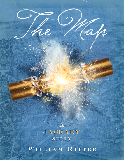 The Map - A Jackaby Story - cover