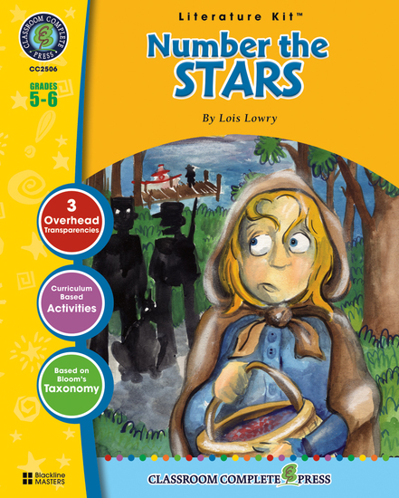Number the Stars (Lois Lowry) - cover