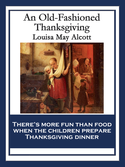 An Old-Fashioned Thanksgiving - cover