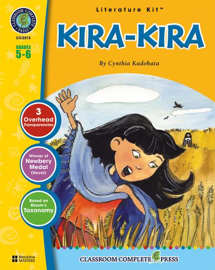 Kira-Kira (Cynthia Kadohata) - cover