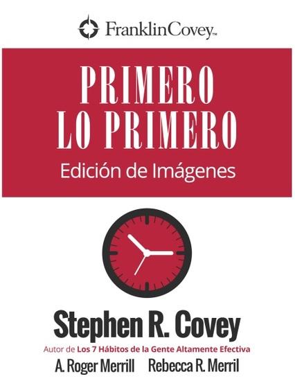 Primero lo primero - Edición de Imágenes - cover