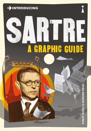 Introducing Sartre - A Graphic Guide - cover