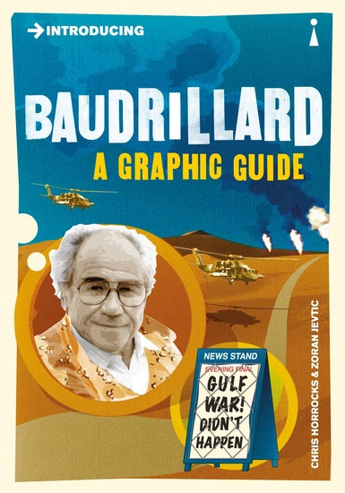 Introducing Baudrillard - A Graphic Guide - cover
