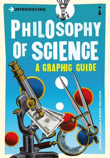 Introducing Philosophy of Science - A Graphic Guide - cover