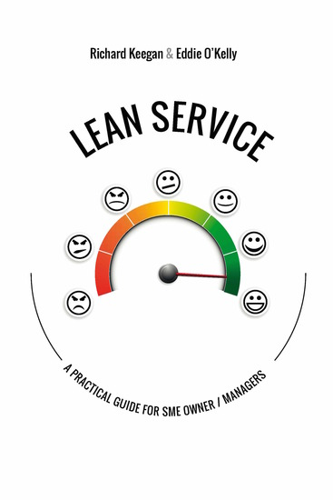 LEAN SERVICE - A Practical Guide for SME Owner Managers - cover