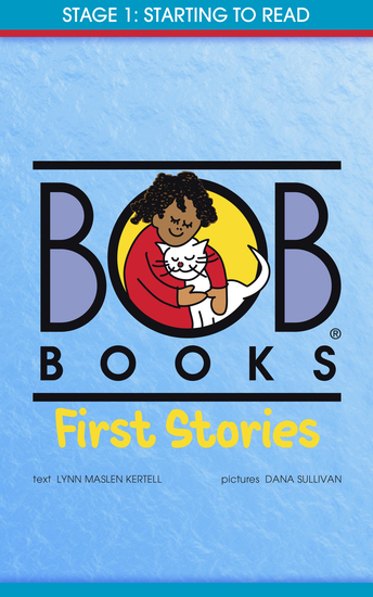 Bob Books First Stories - cover