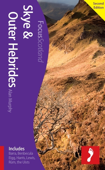 Skye & Outer Hebrides 2nd edition - Includes Barra Benbecula Eigg Harris Lewis Rum the Uists - cover