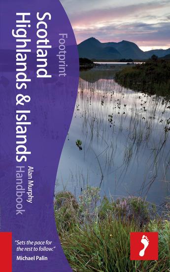 Scotland Highlands & Islands Handbook 6th edition - cover