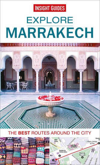 Insight Guides: Explore Marrakech - cover