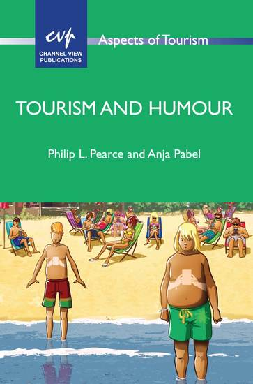 Tourism and Humour - cover