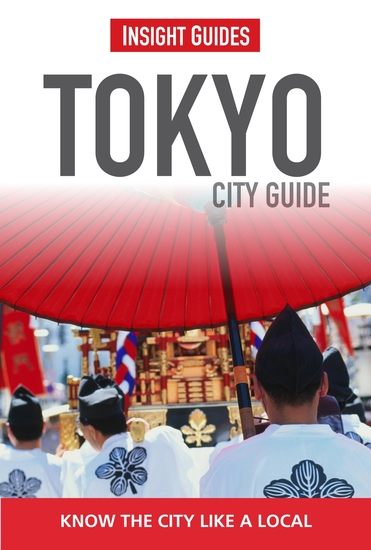 Insight Guides: Tokyo City Guide - cover