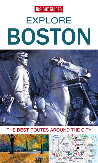 Insight Guides: Explore Boston - cover