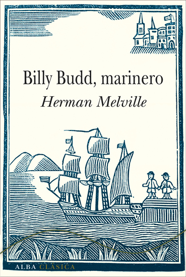 Billy budd marinero - cover