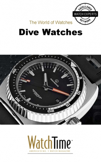 Dive Watches - cover