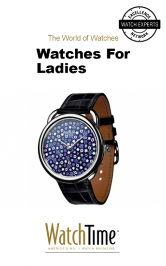 Watches For Ladies - cover