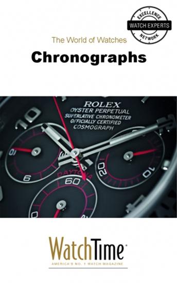Chronographs - cover