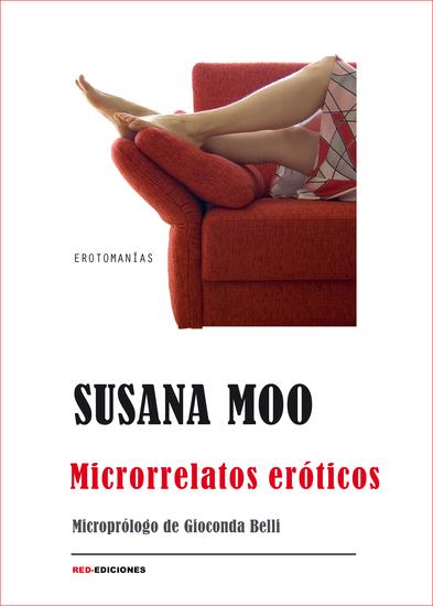 Microrrelatos eróticos - cover