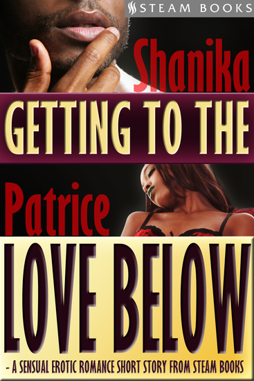 Getting to the Love Below - A Sensual Erotic Romance Short Story from Steam Books - cover