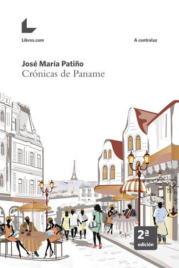 Crónicas de Paname - cover