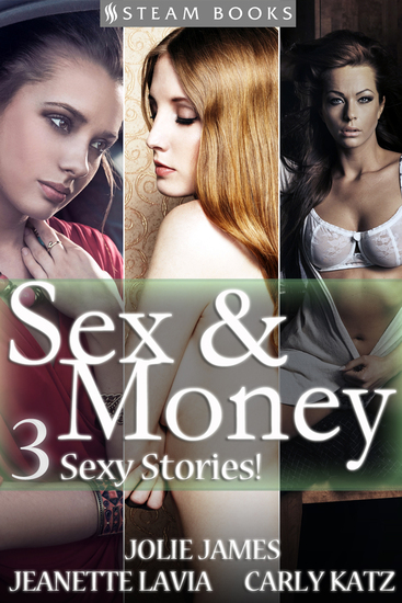 Sex & Money - 3 Sexy Stories! - cover