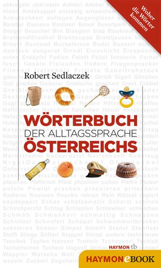 Wörterbuch der Alltagssprache Österreichs - cover