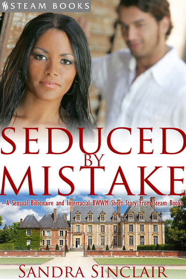 Seduced by Mistake - A Sensual Billionaire and Interracial BWWM Erotic Romance from Steam Books - cover