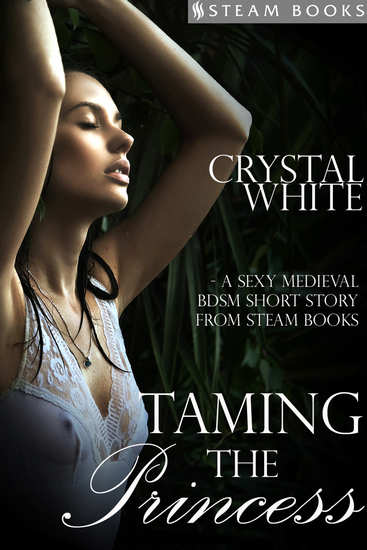 Taming the Princess - A Sexy Medieval BDSM Short Story from Steam Books - cover