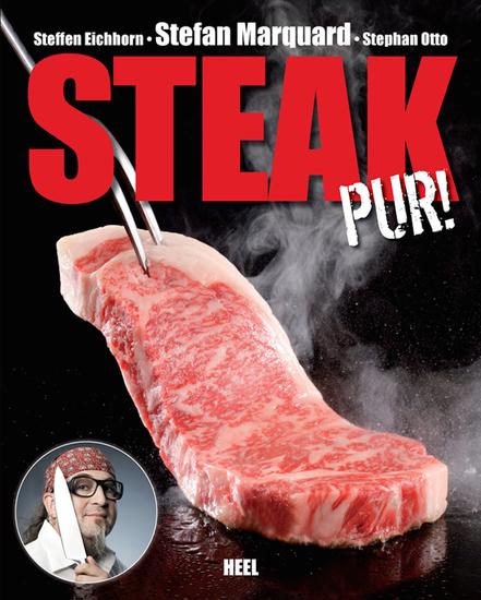 Steak pur! - Das beste Fleisch - cover