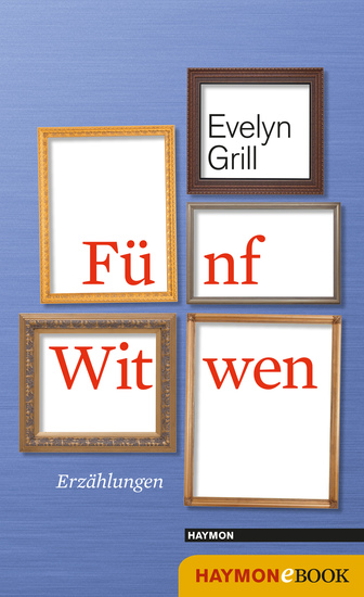Fünf Witwen - Erzählungen - cover