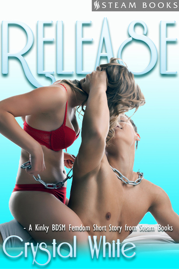 Release - Kinky Femdom BDSM Erotica from Steam Books - cover