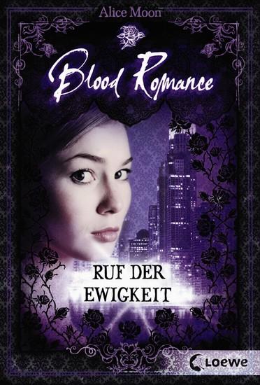 Blood Romance 4 - Ruf der Ewigkeit - cover