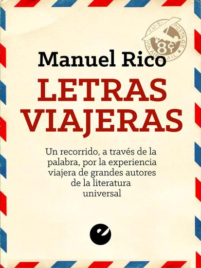 Letras viajeras - cover