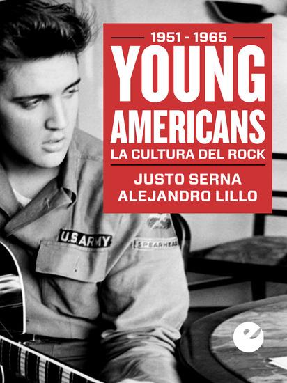 Young Americans - La cultura del rock (1951-1965) - cover