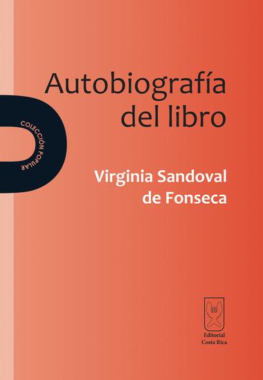 Autobiografía del libro - cover