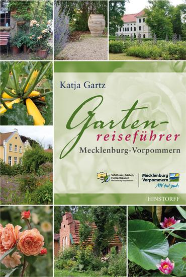 Gartenreiseführer Mecklenburg-Vorpommern - cover