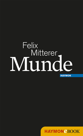 Munde - cover