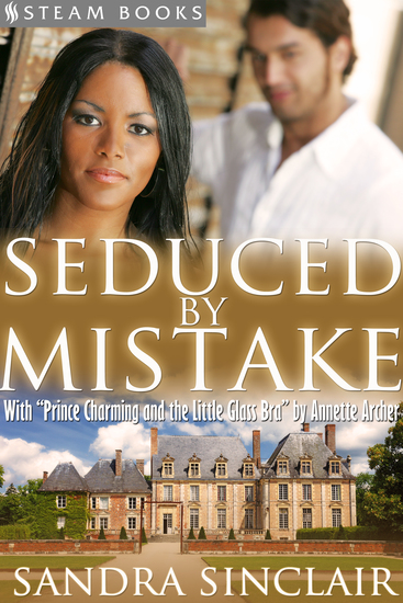 "Seduced By Mistake (with ""Prince Charming and the Little Glass Bra"") - A Sensual Bundle of 2 Erotic Romance Stories Including BWWM & Billionaires from Steam Books - cover"