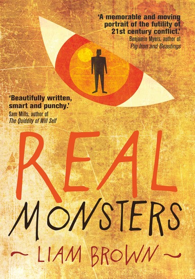 Real Monsters - cover