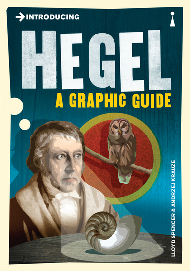 Introducing Hegel - A Graphic Guide - cover