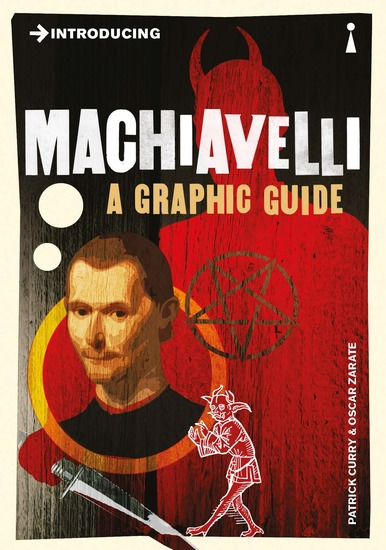 Introducing Machiavelli - A Graphic Guide - cover