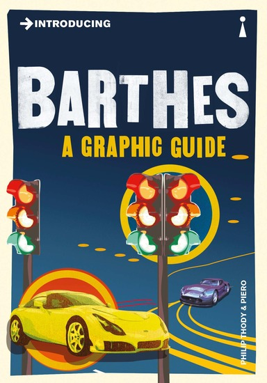 Introducing Barthes - A Graphic Guide - cover