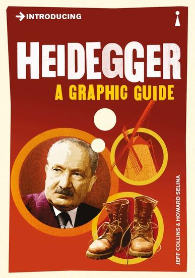 Introducing Heidegger - A Graphic Guide - cover