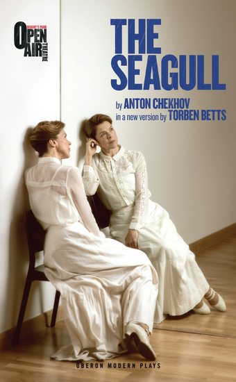 The Seagull - cover