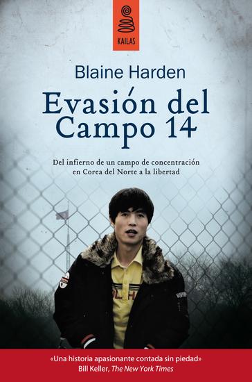 Evasión del Campo 14 - cover