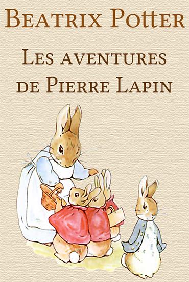 Les aventures de Pierre Lapin - cover