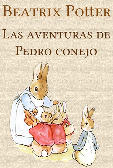 Las aventuras de Pedro Conejo - cover